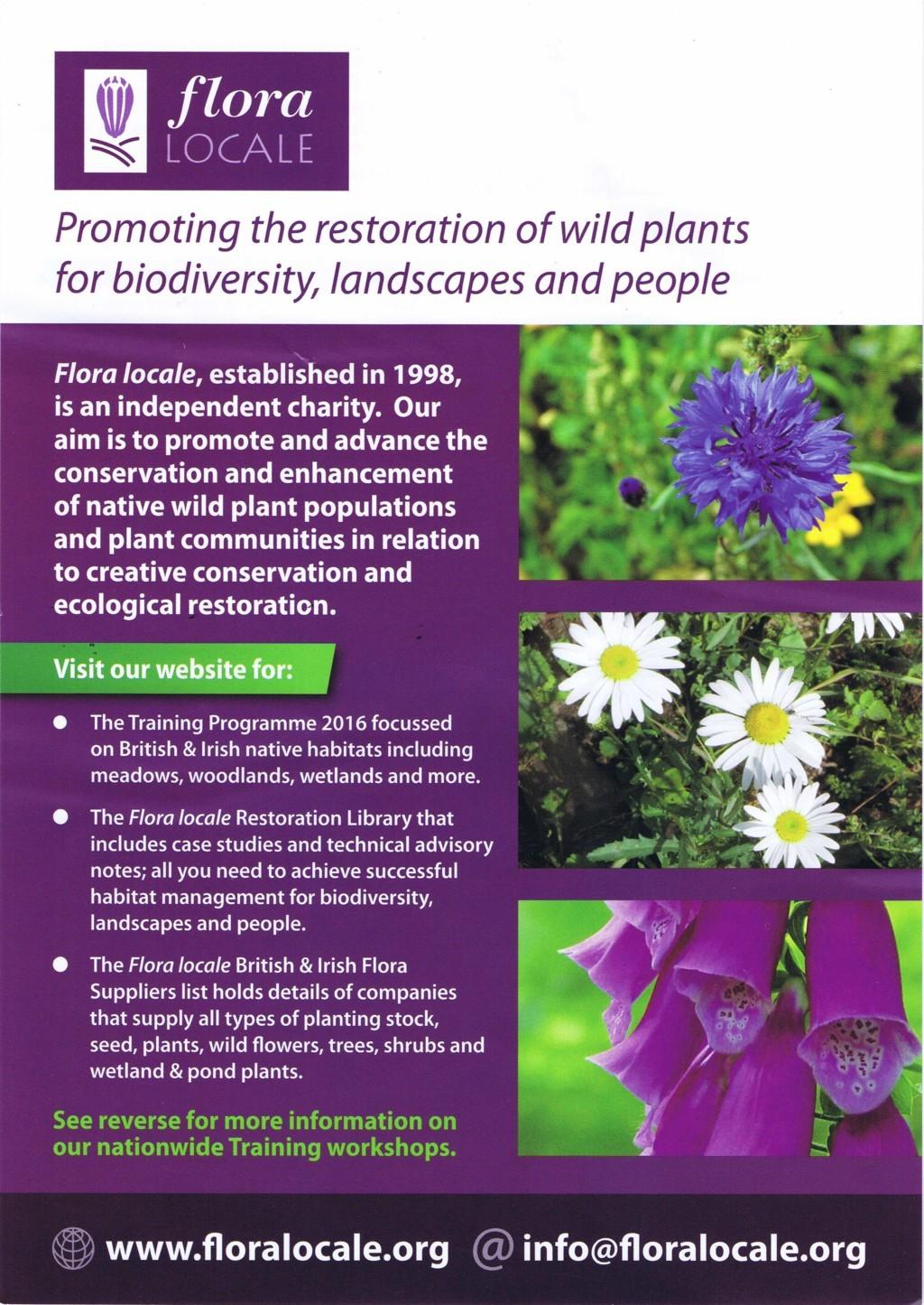 Flora Locale leaflet  minimized